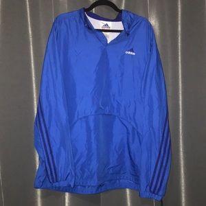 Vintage Adidas Windbreaker Size XL